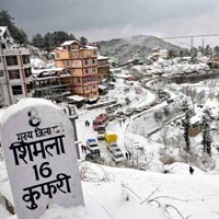 Shimla - Manali Tour Package From Delhi
