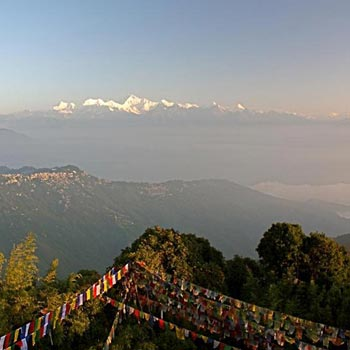 Kalimpong - Gangtok - Darjeeling Tour Package