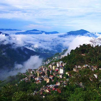 Gangtok - Darjeeling Tour Package