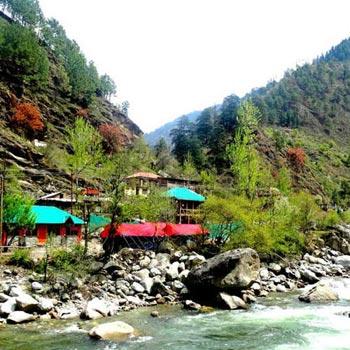 Himalayan Adventure Camp Tour
