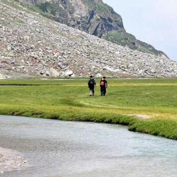 Trek To Kalihani Pass (Himachal Pradesh) Tour