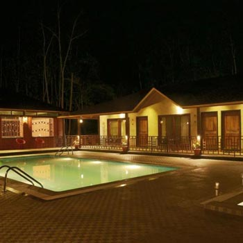 Dew Drops Jungle Resort 3 Day 2 Night Package