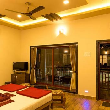 Dew Drops Jungle  Resort 2Day 1 Night Package