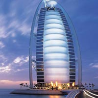 Amidst Warm Ambience of Sea View Hotel, Dubai(3 Nights) 4* Tour