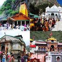 Gangotri - yamunotri - Badrinath - Kedarnath (Himalaya Char Dham) Tour