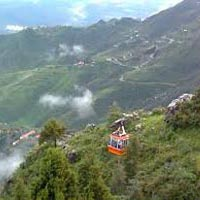 Mussoorie-nainital-corbett national park (7 Days / 6 Nights)