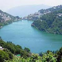 Mussoorie - Nainital - Corbett National Park (9 Days / 8 Nights) Group Package