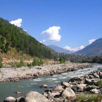 Kullu - Manali - Shimla - Dalhousie (8 Days / 7 Nights) Group Package