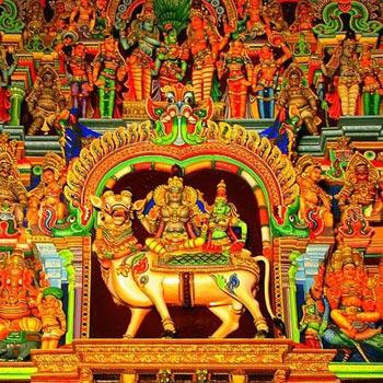 Bangalore - Mysore - Ooty - Kodaikanal - Madurai - Rameshwar (9 Days) Package