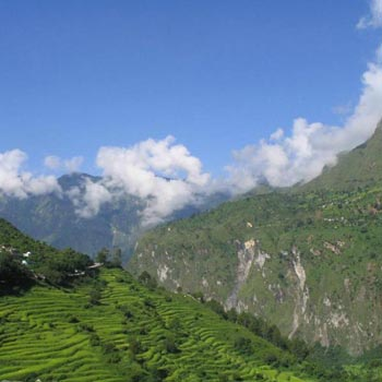 Gangotri - Yamunotri - Badrinath - Kedarnath (Himalaya Chardham) (12 Days / 11 Nights) Group Package