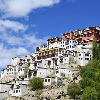 Leh-Ladakh-Nubra Valley-Pangong Lake Package (7 Days / 6 Nights)