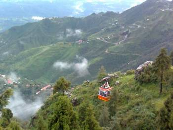 Mussoorie with Corbett Tour
