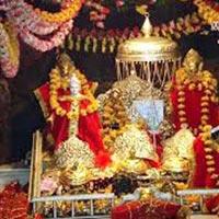 Vaishno Devi-Dharamshala–Amritsar-Delhi-Agra Tour