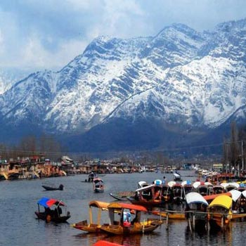 Kashmir And Delhi   Duration: 5 Nights/ 6 Days Package