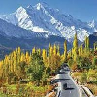 Kashmir-Delhi-Agra | Duration: 7 Nights/ 8 Days Tour