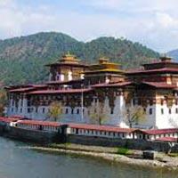 DELHI TO BHUTAN 4 NIGHTS / 5 DAYS TOUR