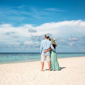 Beautiful Honeymoon Package