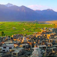 Ladakh Zanskar Tour Package