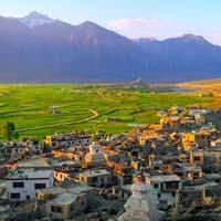 Ladakh Zanskar Tour Package