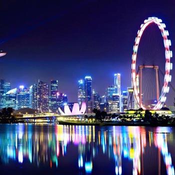 MESMERIZING SINGAPORE