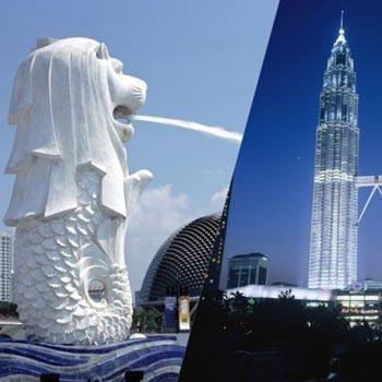 Malysia with Singapore