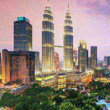 Enchanting Malaysia With Singapore Package