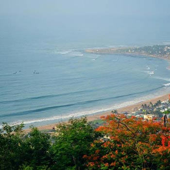 Memorable Honeymoon at Visakhapatnam with Araku Tour