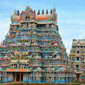 Magical Tamilnadu with Kerala Tour