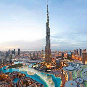 Best Dubai 4 Night/5 Days Package