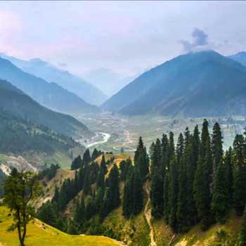 Best 4 Nights Premium Kashmir Package