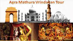 Agra Mathura Tour With Vrindawan