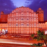 Tour To Jaipur