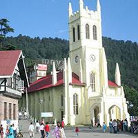 Tour to Shimla and Kullu-Manali 3 star hotel
