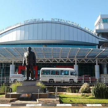 Livingstone - Harry Mwaanga Nkumbula Airport