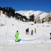 Manali ( By Volvo ) Tour