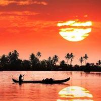 Kerala - Delight 1 [Cochin - Munnnar - Thekkady - Allepey] Tour