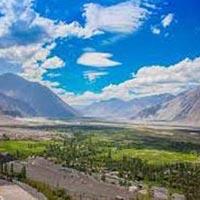 Leh Ladakh - Nubra Tour