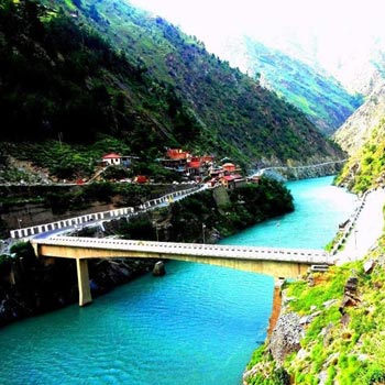 Chandigarh - Shimla - Manali 7 Days Tour