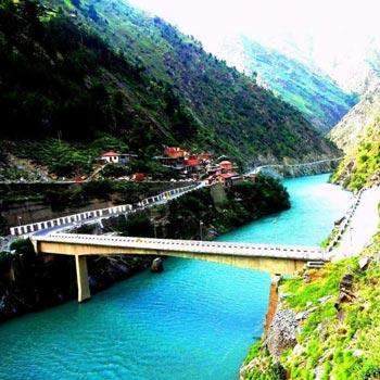 Chandigarh - Shimla - Manali 7 Days Tour