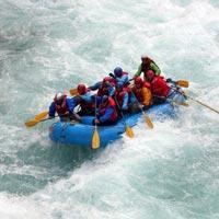 Ganga River Rafting Tour
