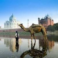 Day Trip of Agra by Train