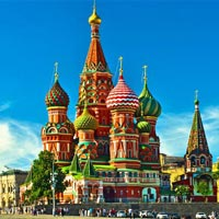 St. Petersburg And Moscow Tour