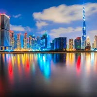 Janmastami Special Dubai @Inr 26,500/-Per Person -Palm Beach Hotel3* Tour