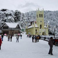 Chandigarh - Shimla - Manali - Chandigarh Tour