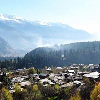 Shimla - Manali Honeymoon Tour Package