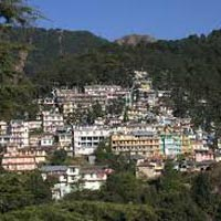 Delhi - Chandigarh - Manali - Dharamsala Package
