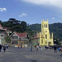 Shimla - Kullu - Manali Package Tour from Mumbai