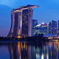 3N Singapore with Cruise Tour