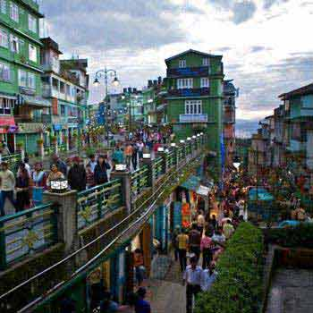 Gangtok Live the Indian Life Tour