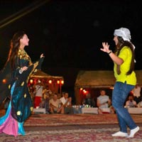 Arabian Nights (Dubai) Tour